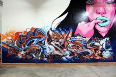Sofles x Jurne x James Haunt Graffiti King, Graffiti Murals, Graffiti Styles, Mural Art, Street Art Graffiti, Wall Art, Graffiti Characters, Street Artists, Street Photography