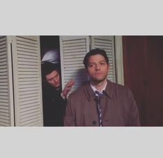 Jensen Ackles & Misha Collins