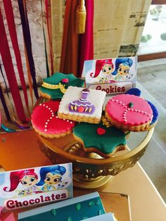 Shimmer nad shine  Birthday Party Ideas | Photo 1 of 16