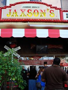 Jaxson's Ice Cream Parlor- Wish we could send a courier in Fort Lauderdale right now for some!