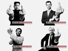 Reporters without borders. Agency: BETC Paris  #marketing #campaign #great #print