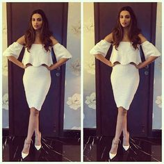 Deepika Padukone slays the cold shoulder trend in this Ronny Kobo dress. We love the all white look. You? @pinkvilla 😍 . . #pinkvilla #deepikapadukone #deepee #bollywood #instapic #instalike #instacomment #instashare #instamoment #instahot #instalove #beautiful #sexy #chic #smile #pretty #adorable #cute #fashion #glam #smarty #celebstyle #allwhite #celebfashion #bollywoodstar #actress #instagood #star