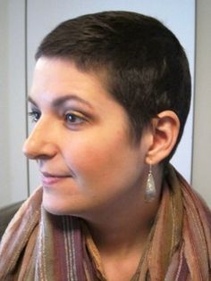 Pictures Of Short Hairstyles After Chemo Picture Wallpaper