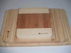 Britsy's Reviews: Review: Premium Bamboo Extra Thick Bamboo Cutting Board Set