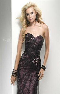 Prom dress, I have one like this but it's shorter