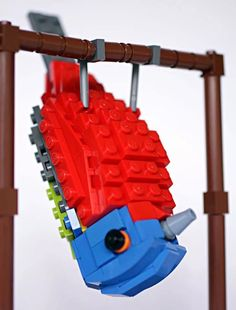 LEGO en vogels