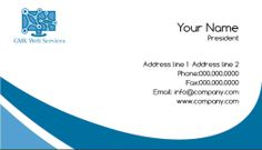 See My Latest Business Card Design