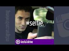 INSTADRIVE Les selfies au volant
