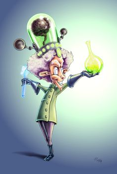 Mad Scientist Cartoon Images Mad Scientists Lab By