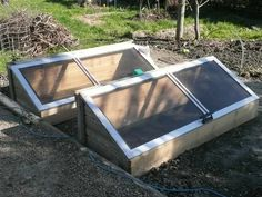 Fall Project: Build a Gardening Cold Frame