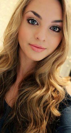 Grad make up for Lauren