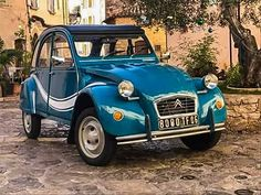 Cartoon eend 2 cv pinterest cars wheels and car for Garage volkswagen chevilly larue