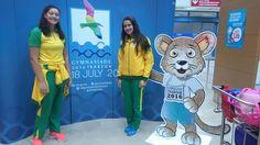 Nadadores do Minas Tênis Clube, em disputa na Turquia, contam que clima melhorou