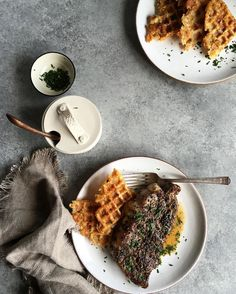 If you've never heard of Parmesan Tater Tot Waffles you have now. More on  thejudylab #wwllt #thejudylab