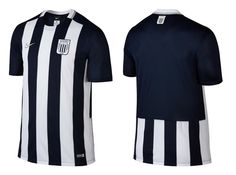 Camisas do Alianza Lima 2015 Nike