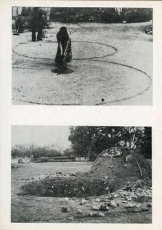 Teresa Murak - Equlibrium of Balance, Ubbeboda, Sweden, 1974