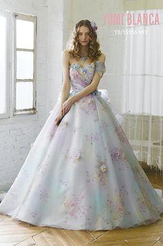 桂由美 Bride#Wedding Dress#ウェディングドレス
