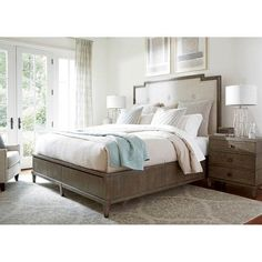 Universal Furniture Harmony King Storage Bed in Brown, Transitional Discount Bedroom Furniture, Bedroom Furniture Sets, Bedroom Sets, Cheap Furniture, Bedroom Decor, Kitchen Furniture, Furniture Dolly, Furniture Ideas, Furniture Stores