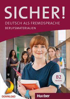 Hueber   Shop/Katalog   Sicher! im Beruf B2 / Berufsmaterialien PDF-Download