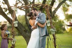 Brookside Farms wedding in Lousiville, Ohio