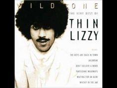 Thin Lizzy - Wild One - The Very Best Of Thin Lizzy (full album)