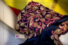 A gorgeous cut work blouse. Have you got your blouses designed by Needle eye? Why wait then come into store in Commercial Street or kasthuri Nagar and go out with such amazing blouses. Cutwork Blouse Designs, Pattu Saree Blouse Designs, Best Blouse Designs, Simple Blouse Designs, Stylish Blouse Design, Bridal Blouse Designs, Blouse Neck Designs, Hand Work Blouse Design, Blouse Models