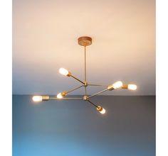 L'Annonciation lustre lustre à paliers 3 armés par SazeracStitches