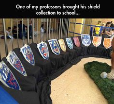 Awesome shield collection