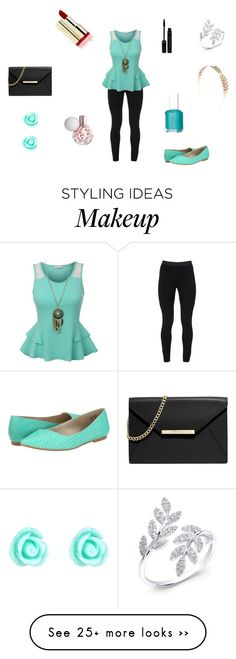 """""""workday"""" by soccerchamp-14 on Polyvore featuring moda, Peace of Cloth, BC Footwear, MICHAEL Michael Kors, Monsoon, Wet Seal y Essie"""