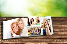 106-Page Hardback A4 Photobook