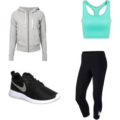 Sports by adenvait on Polyvore featuring polyvore, fashion, style, James Perse and NIKE