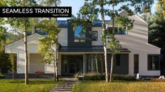 Architecture Spotlight #72 | Seamless Transition by Jeffrey Berkus Archi...