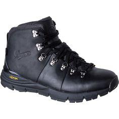 Danner - Mountain 600 Full Grain Leather Hiking Boot- Men's - Carbon Black