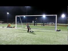 Goalkeeper Training: How to Catch