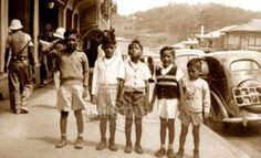 Kids at Baguio Salutes you Ww2 Photos, Baguio, Pinoy, Manila, Filipino, Timeline, Vintage Photos, Cities, Nostalgia