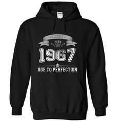 Made In 1967 Vintage T-Shirts, Hoodies. ADD TO CART ==► https://www.sunfrog.com/LifeStyle/Made-In-1967-Vintage-bnsrb-Black-6402984-Hoodie.html?id=41382