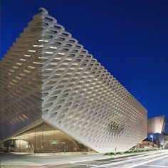 The Broad Museum, designed by Diller Scofidio + Renfro, is set to open in September, heralding an architecture boom in Los Angeles