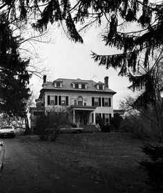 Breeze Knoll in Westfield, NJ where John List killed his wife, Helen; daughter, Patricia; sons John, Jr. and Frederick; and his mother, Alma in November1971