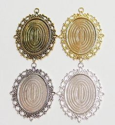 Hey, I found this really awesome Etsy listing at https://www.etsy.com/listing/176805625/4-colors-of-40x30-mm-scalloped-edge