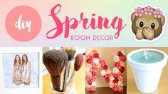 DIY CHEAP ROOM DECOR #Spring #RoomDecor #Teen #DIY