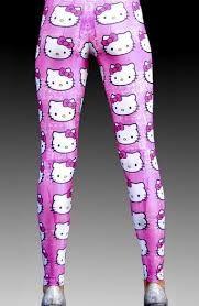 Image result for hello kitty leggings