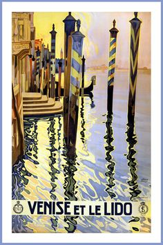 Free Vintage Posters from the Golden Age of Travel, when railways were the only way to travel in style & swanky ocean liners made seafaring elegant.
