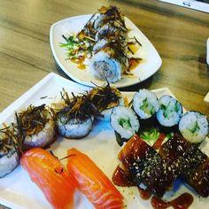 Vamos almoçar então  #sushi #happyhour #seninha #instafood