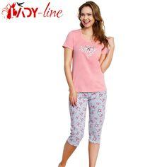 Poze Pijamale Vienetta Secret, Bumbac 100%, 'Beautiful Friends'
