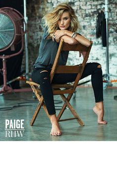 Paige + RHW