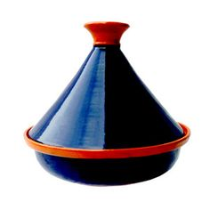 Cookable Tagine Cobalt now featured on Fab.