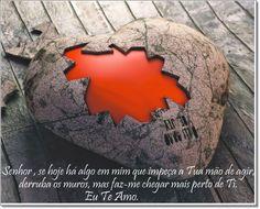Promessas para hoje: Coração quebrantado-Salmos 34:18