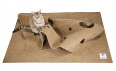 ** Cat Toys Ideas ** The Ripple Rug - Cat Activity Play Mat - Made in USA - Fun Interactive Play - Training - Scratching - Thermal Base - Multi Use Habitat Bed Mat ** Learn more by visiting the sponsored item link. Cat Activity, Interactive Cat Toys, Ideal Toys, Bed Mats, Cat Scratcher, Small Cat, Cat Furniture, Crazy Cats, Cool Cats