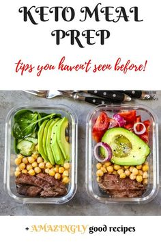 Keto Meal Prep Recipes If you're trying to meal prep for this week, you'll love these keto recipes and tips that are great for beginners! Whether you're looking to lose weight or find vegetarian, low-carb, and ketogenic meal prep recipes you'll find easy budget-friendly selections your family will enjoy! Meal prepping on the keto diet just got a lot easier! #mealplanning #mealprep #mealplan #keto #ketogenic #ketodiet #ketorecipes #ketogenicdiet #lowcarbrecipes #crockpot