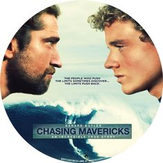 Chasing Mavericks...just watched for the first time...love Gerard Butler so figured had to watch it...I LOVED IT and cried at....dont wanna ruin it for you...